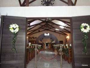 ロックハート城教会